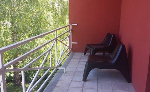 Stanza in affitto a partire dal 01 ago 2018 (Ilovški štradon, Ljubljana)