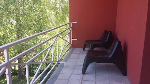 单人间租从01 Sep 2020 (Ilovški štradon, Ljubljana)