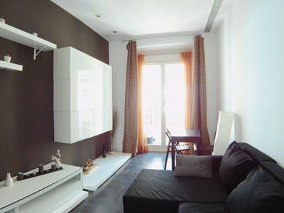 Apartment for rent from 01 Aug 2019 (Calle Jesús del Valle, Madrid)