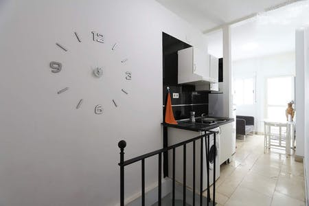 Apartment for rent from 15 Jul 2019 (Calle Antonio Zamora, Madrid)