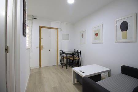 Appartement à partir du 01 Feb 2020 (Calle Antonio Zamora, Madrid)
