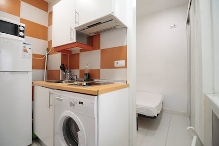 Apartment for rent from 01 Feb 2020 (Calle Antonio Zamora, Madrid)