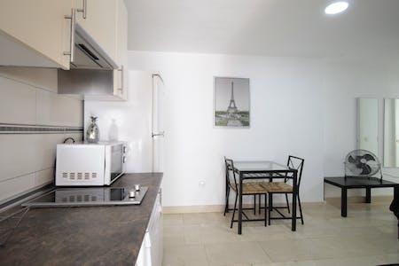 Apartment for rent from 01 Jul 2020 (Calle Antonio Zamora, Madrid)