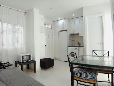 Appartement à partir du 16 Jul 2019 (Calle Antonio Zamora, Madrid)