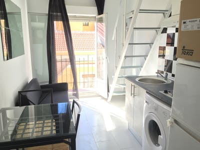 Appartement à partir du 02 Nov 2019 (Calle Antonio Zamora, Madrid)