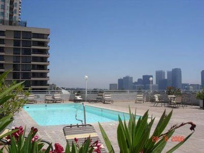 Apartment for rent from 24 Jan 2019 (Wilshire Boulevard, Los Angeles)