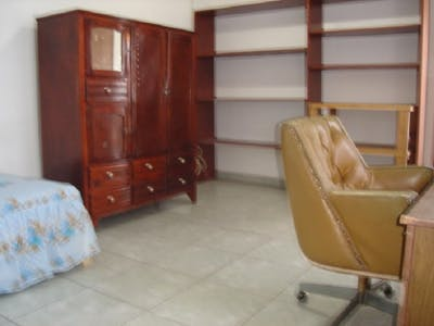 Room for rent from 29 Apr 2017  (Avenida Montevideo, Guadalajara)