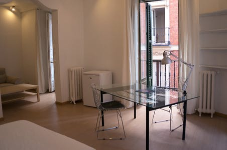 Appartement à partir du 01 Jun 2019 (Calle Pozas, Madrid)