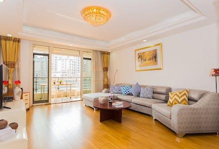 Apartamento de alquiler desde 23 ene. 2019 (Renmin Road, Shanghai Shi)
