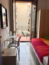 Stanza in affitto a partire dal 01 mar 2019 (Passeig de Sant Joan, Barcelona)
