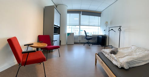 Private room for rent from 01 Nov 2019 (Stationsplein, Schiedam)