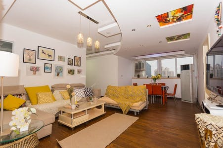 Apartment for rent from 14 Oct 2019 (Shan Xi Bei Lu, Shanghai)