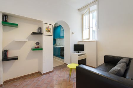 Apartment for rent from 15 Apr 2020 (Via dei Pepi, Florence)