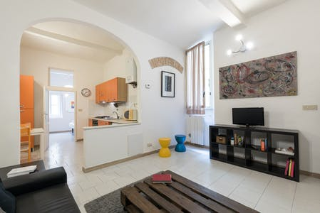 Apartment for rent from 17 Aug 2018 (Via delle Caldaie, Florence)
