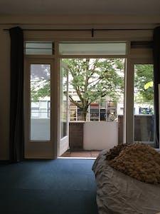 Room for rent from 01 Aug 2018  (Rubensstraat, Rotterdam)