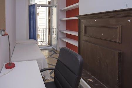单人间租从01 Jul 2020 (Calle Campomanes, Madrid)