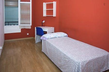 Privé kamer te huur vanaf 01 jul. 2019 (Gran Vía, Madrid)