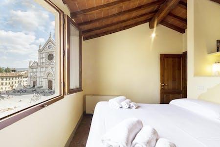 Apartamento de alquiler desde 05 Dec 2019 (Piazza di Santa Croce, Florence)