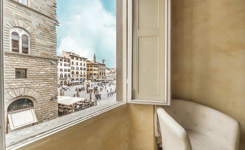 Apartment for rent from 01 Jun 2018 (Via Vacchereccia, Florence)