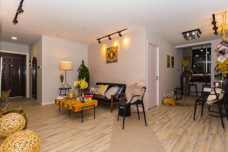 Apartamento para alugar desde 24 mai 2018 (Wu Ding Lu, Shanghai Shi)