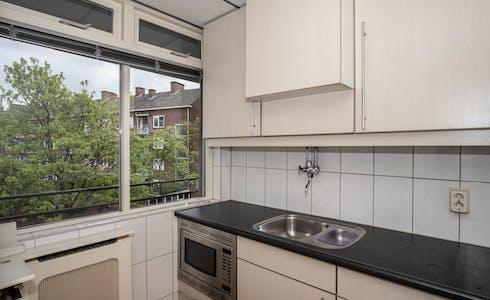 Wohnung zur Miete von 01 Juli 2018 (Van Adrichemstraat, Delft)