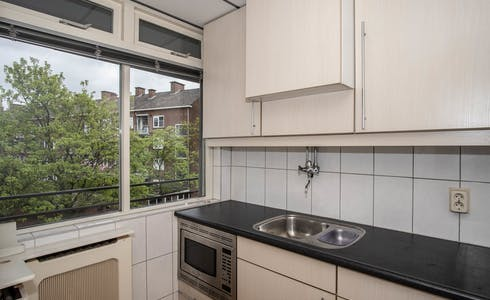 Apartment for rent from 01 Jul 2018 (Van Adrichemstraat, Delft)