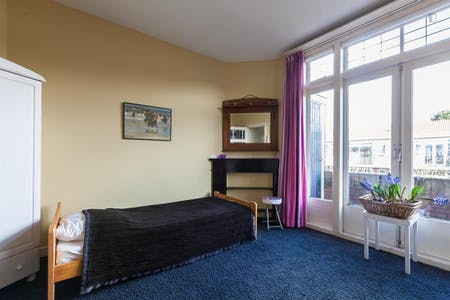 Room for rent from 01 Aug 2019 (Breitnerlaan, The Hague)