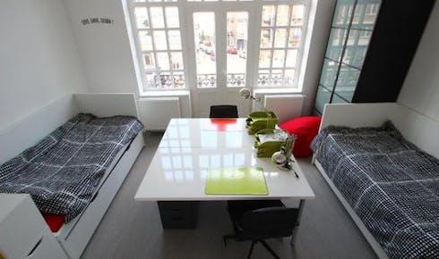 Kamer te huur vanaf 01 jan. 2018  (Boulevard Géneral Jacques, Ixelles)