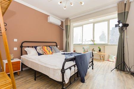 Apartamento de alquiler desde 22 jul. 2018 (Bei Jing Dong Lu, Shanghai Shi)