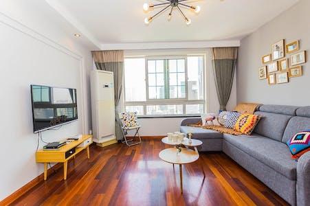 整套公寓租从15 2月 2019 (Da Gu Lu, Shanghai Shi)