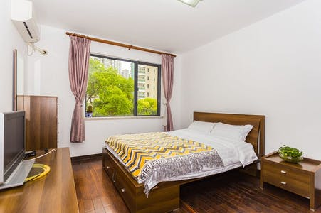Appartamento in affitto a partire dal 17 lug 2018 (Chang Shou Lu, Shanghai Shi)