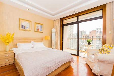 Apartment for rent from 24 Jul 2017  (Shan Xi Bei Lu, Shanghai Shi)