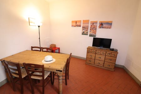 Room for rent from 21 Sep 2018 (Via Ghibellina, Florence)