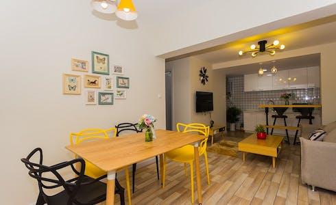 Apartamento para alugar desde 22 mar 2018 (Wu Lu Mu Qi Zhong Lu, Shanghai Shi)