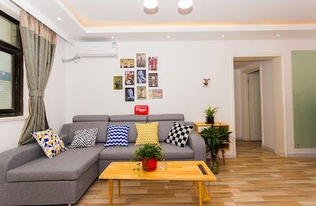 Apartamento de alquiler desde 22 jul. 2018 (Xuan Hua Lu, Shanghai Shi)