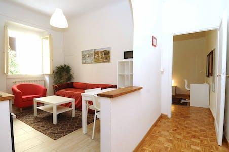Private room for rent from 01 Jan 2021 (Lungarno Amerigo Vespucci, Florence)