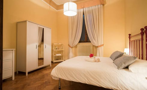 Room for rent from 01 Aug 2018 (Viale Don Giovanni Minzoni, Siena)