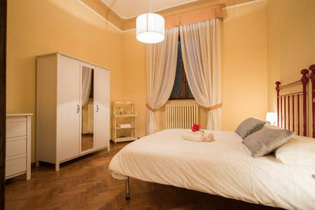 Room for rent from 20 Oct 2018 (Viale Don Giovanni Minzoni, Siena)