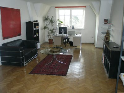 Private room for rent from 23 Aug 2019 (Nisselgasse, Vienna)