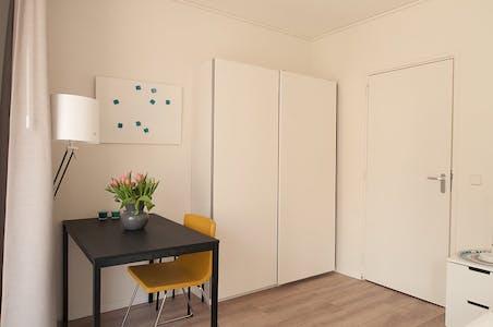 Chambre privée à partir du 04 avr. 2020 (Groenendaal, Rotterdam)