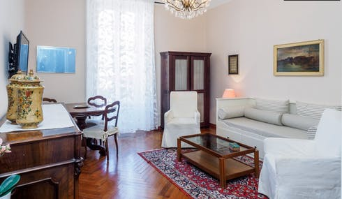 Apartment for rent from 24 mai 2018  (Viale Bligny, Milano)