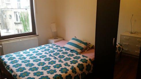 Appartement te huur vanaf 01 jun. 2018 (Rue Gray, Ixelles)