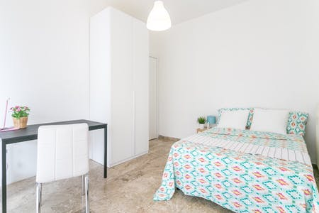Room for rent from 30 jun. 2018  (Viale San Gimignano, Milano)