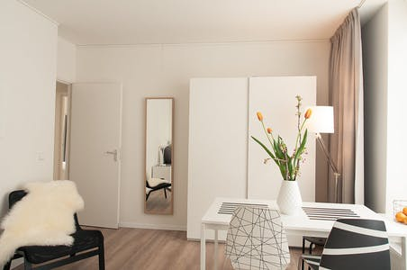 Private room for rent from 15 Dec 2019 (Groenendaal, Rotterdam)