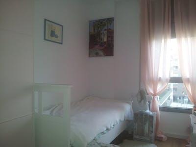 Room for rent from 24 11月 2017 till 20 12月 2017 (Carrer de Pamplona, Barcelona)