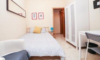 合租房间租从30 6月 2018 (Carrer de Sant Martí, Valencia)