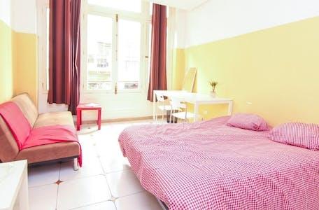 Private room for rent from 17 Jan 2019 (Carrer d'en Llop, Valencia)
