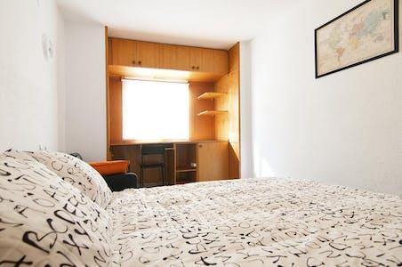 Room for rent from 30 Jun 2018 (Carrer de l'Ermita, Valencia)
