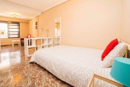Kamer te huur vanaf 31 jan. 2019 (Carrer de Fontanars dels Alforins, Valencia)