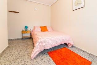 Stanza privata in affitto a partire dal 31 gen 2019 (Carrer de la República Argentina, Valencia)